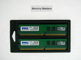 SNPXG700C/1G 2GB 2x1GB Approved Memory for Dell Precision Workstation 370DT - $24.75