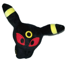 "Pokemon ""Chibi Umbreon"" Anime UFO Catcher / Plush * Nintendo - $9.88"