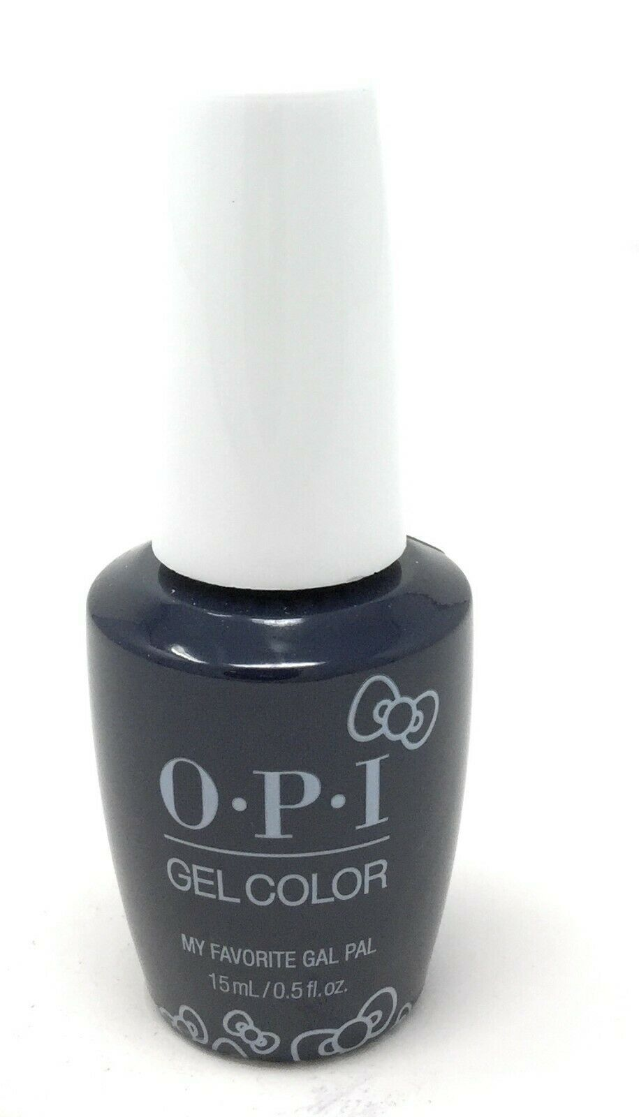 OPI Gelcolor- Hello Kitty Collection- My Favorite Gal Pal .5oz- , HPL09