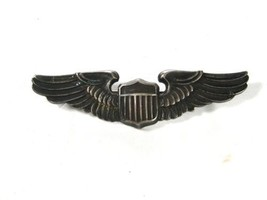 Seconda Guerra Mondiale Army Air Arma Argento Sterling Piloti Wings da LGB 7715 - $146.50