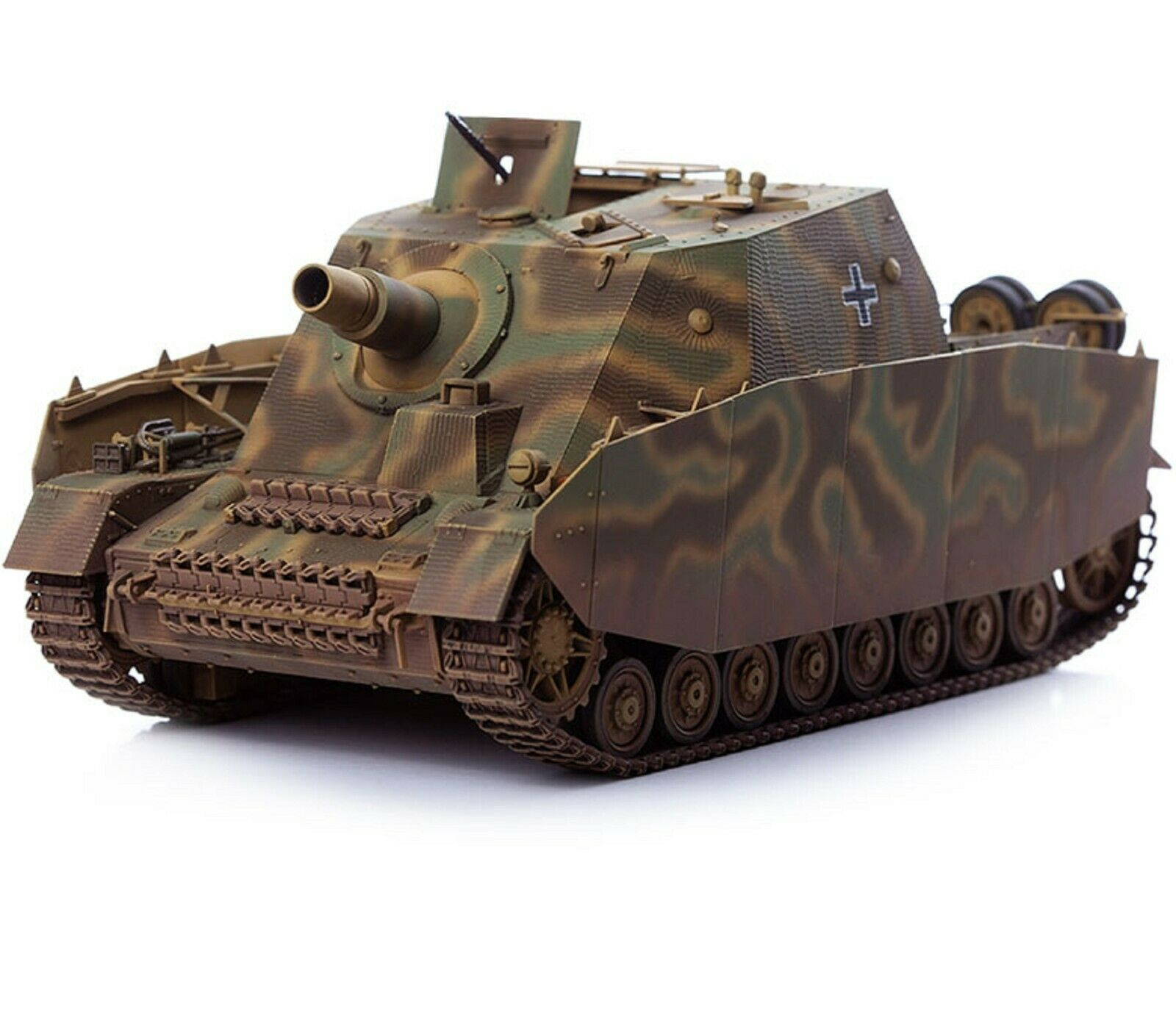 Academy 13525 German Strumpanzer 4 Brummbar Midterm Version Tank Plastic Model