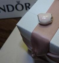 Pandora Sterling Silver Glittering Heart Charm - $30.00