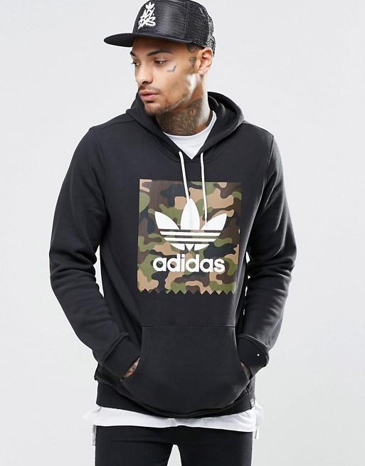 6d009bea75f6 p 20171012114544 45. p 20171012114544 45. Previous. New Adidas Originals  Men Camo Black Pullover Hoodie ...