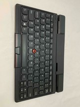 Lenovo thinkpad tablet 2 bluetooth keyboard with stand model : EBK-209A - $47.52