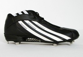 Adidas ClimaCool Phenom Mid Baseball Cleats Softball Black Mens NEW -  44.99 6073a7e19c8db