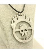 New Mad Max Fury Road War Immortan Joe Burning Skull Faction Hollow Logo... - $8.22