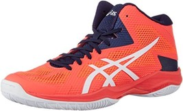 [ASICS] Volleyball Shoes V-SWIFT FF MT Coral / White 27.5 cm F/S - $162.75