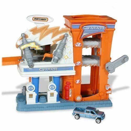 Matchbox Garage Adventure Toy Play Set - $33.85