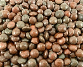 Reese's Pieces Peanut Butter Candy, Brown Crunchy Shell Bulk - 3 Pound - $18.42