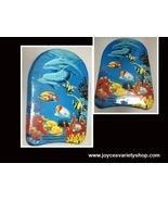 "Dolphins Ocean Scene Children's Boogie Board NIP 17"" x 11.5"" Free Shipping - $9.99"