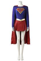 Supergirl Kara Zor-El Danvers Cosplay Costume Super Women Superhero Outfit - $140.00