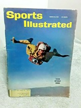 Sports Illustrated March 20 1961 Lynn Pyland Sky Diving - $9.89