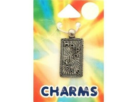 Silver Happiness Charm image 1