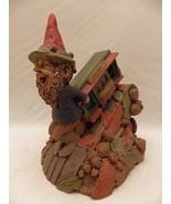 Tom Clark Gnome - Hyde & Powell, the San Francisco hills trolley car, ed... - $17.82