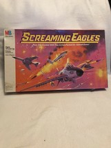 Screaming Eagles Board Game by Milton Bradley - $15.83