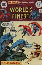 World's Finest Comics, Edition# 222 [Comic] [Apr 01, 1974] DC - $12.74