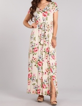 Floral Maxi Dress, Floral Print Maxi Dress, Maxi Floral Dresses, Womens