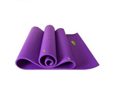 PVC Yoga Mats Fitness Gym Exercise Sports Mats Environmental Tasteless Pad  - £19.89 GBP