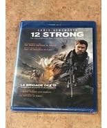 12 Strong (Canadian Blu-ray with USA Compatible Disc) BRAND NEW - $9.98