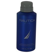 Nautica Blue Deodorant by Nautica, 5 oz Deodorant Spray for Men's - 464300 - $18.80