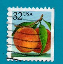 Scott  #2487 - United States Collectible Postage Stamp - Peach - $1.99