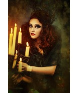 Custom Conjuration - Dark Elf - Powerful Sorcerers Skilled in Curse Prot... - $99.99