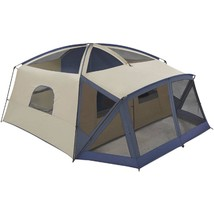 Cabin Tent Screen Porch 12 Person Camping Outdoor Family Sleeper Hiking ... - $199.28