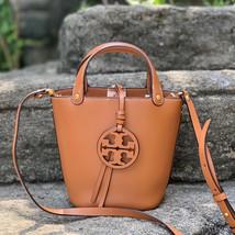 Tory Burch Miller Mini Leather Bucket Bag - $295.00