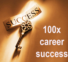 100x Full Coven Boost Career Success Extreme Magnifying Magick Witch Cassia4 - $62.00