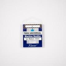 Klasse Twin Universal 4.0mm/80, 1 Needle-Bundle of 5 - $10.88