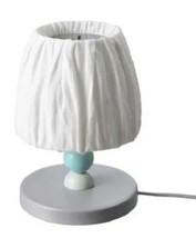IKEA LANTLIG Childrens Room LED table lamp, gray - $58.36