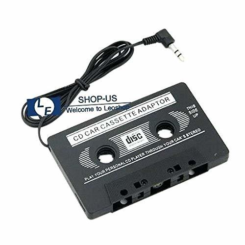 Primary image for Itek Stereo Car Audio Cassette Adapter(Fits Apple & Android) Play Audio Through