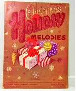 Christmas Holiday Melodies Baldwin Organs by Jack Nelson - $7.50
