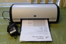 HP Deskjet D1455 Standard Inkjet Printer - $56.09