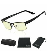 DUCO Optiks Computer Gaming Glasses Anti Blue Light 100% UV Protection A... - $24.47