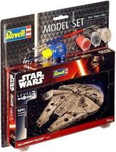 Revell Revell63600 Millennium Falcon Model Set (20-piece) #aie - $27.09