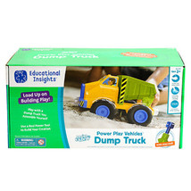 Educational Insights Power Play Vehicles Dump Truck - $22.76