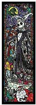 456 Piece Jigsaw Puzzle Nightmare Before Christmas Gyutto series [Stained Art] - $38.19
