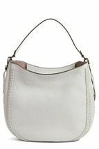 Rebecca Minkoff Unlined Ladies Large Almond Leather Hobo Handbag HSP7IUW... - $130.89