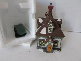 DEPT 56 58084 WM WHEAT CAKES & PUDDINGS HERITAGE VILLAGE NO SLEEVE/NO CO... - $11.96
