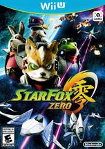 Star Fox Zero (Wii U 2016)