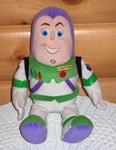 "Disney Toy Story Plush 14"" BUZZ LIGHTYEAR Kohls Childrens Program Promo ... - $8.29"