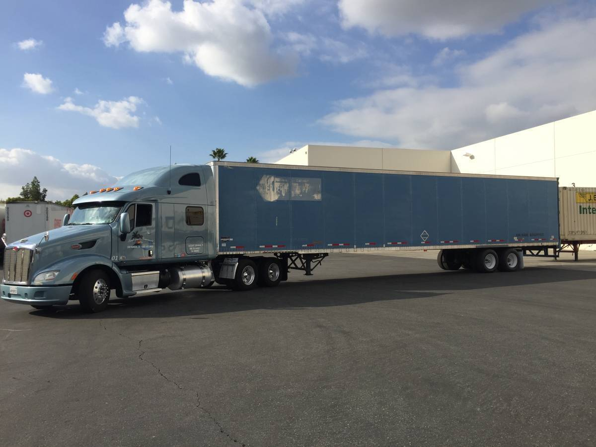 2012 PETERBILT 587 Conventional For Sale In San Marcos, CA 92078