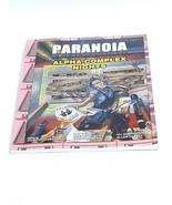 Paranoia Alpha Complex Nights - $151.05
