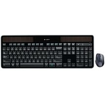 Logitech MK750 920-005002 Wireless Solar Keyboard and Marathon Mouse Combo - $88.05
