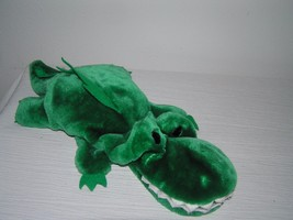 Caltoy CHOPPERS Green Alligator Stuffed Animal Plush Hand Puppet – 17 x ... - $9.49