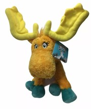 """Kohl's Cares Dr Seuss Thidwick The Big Hearted Moose Stuffed Plush Doll 14"""" - $21.13"""