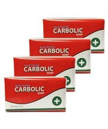 Carbolic Soap - 4.4 oz (Lot of 4) by Bluepower - $12.86