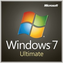 Microsoft Windows 7 Ultimate 32/64 bit Retail D... - $24.99