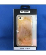End Scene iPhone 8/7/6s/6 Case - Marble Gold Ombre new - $8.12